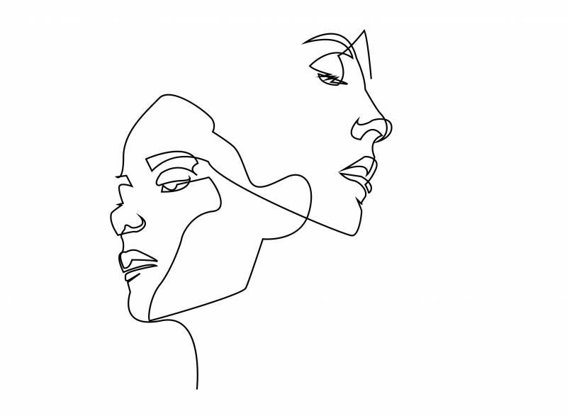 Line Art 08