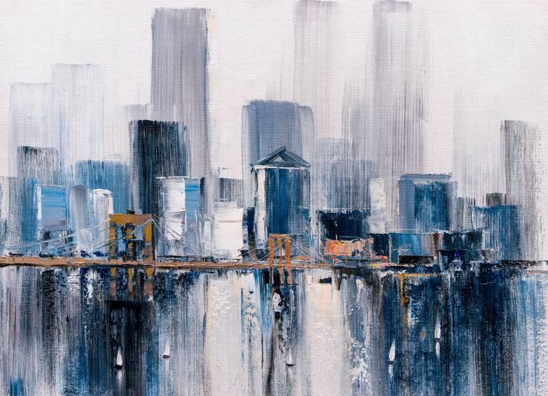 Modern festmény 19