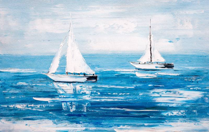Modern festmény 20